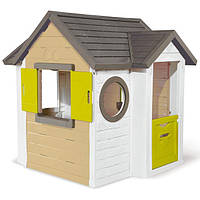 Детский игровой домик лесника Smoby My New House для детей