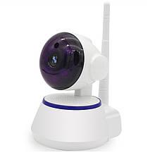 IP-камера Q6 IPC-Z10A WiFi з віддаленим доступом White IP камера в Україні