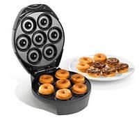 Аппарат для приготовления пончиков и бисквитов 2-в-1 DSP KC-1103 Сэндвичницы бутербродницы в Украине
