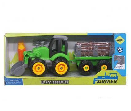 [sv-172] Трактор Diy Truck з дровима(sv-172)