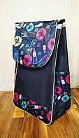 Запасная сумка (чехол) к тележке (кравчучке) с боковым карманом