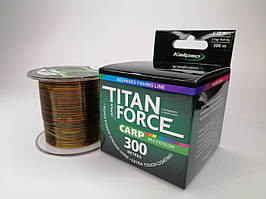 Леска Kalipso Titan Force Carp MC 300м 0.25мм