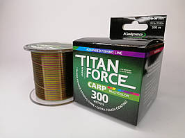 Леска Kalipso Titan Force Carp MC 300м 0.30мм