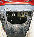 Захист картера двигуна і кпп Dodge Caliber 2006-, фото 5