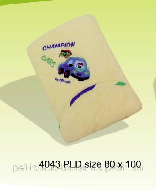 Одеяльце для новорожденного Чемпион