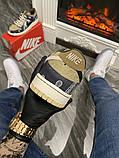 Чоловічі кросівки Nike SB Dunk Low Travis Scott Brown, кросівки найк сб данк тревіс скотт, фото 6