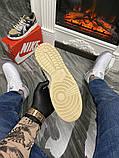 Чоловічі кросівки Nike SB Dunk Low Travis Scott Brown, кросівки найк сб данк тревіс скотт, фото 7