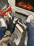 Чоловічі кросівки Nike SB Dunk Low Travis Scott Brown, кросівки найк сб данк тревіс скотт, фото 2