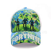 Кепка Fortnite, бейсболка Фортнайт універсальний розмір 52-56см