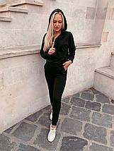 Спортивний костюм жіночий трикотаж 10207 (ВІВ), фото 3