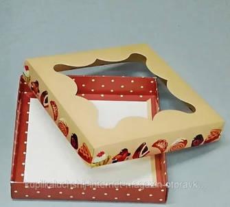 Упаковка для конфет, пряников, кондитерских изделий