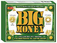 Настільна гра. Big money Ранок-Креатив