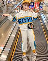 Спортивний костюм для дівчинки підлітка на флісі
