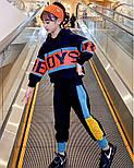 Спортивний костюм для дівчинки підлітка на флісі, фото 5