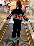 Спортивний костюм для дівчинки підлітка на флісі, фото 4