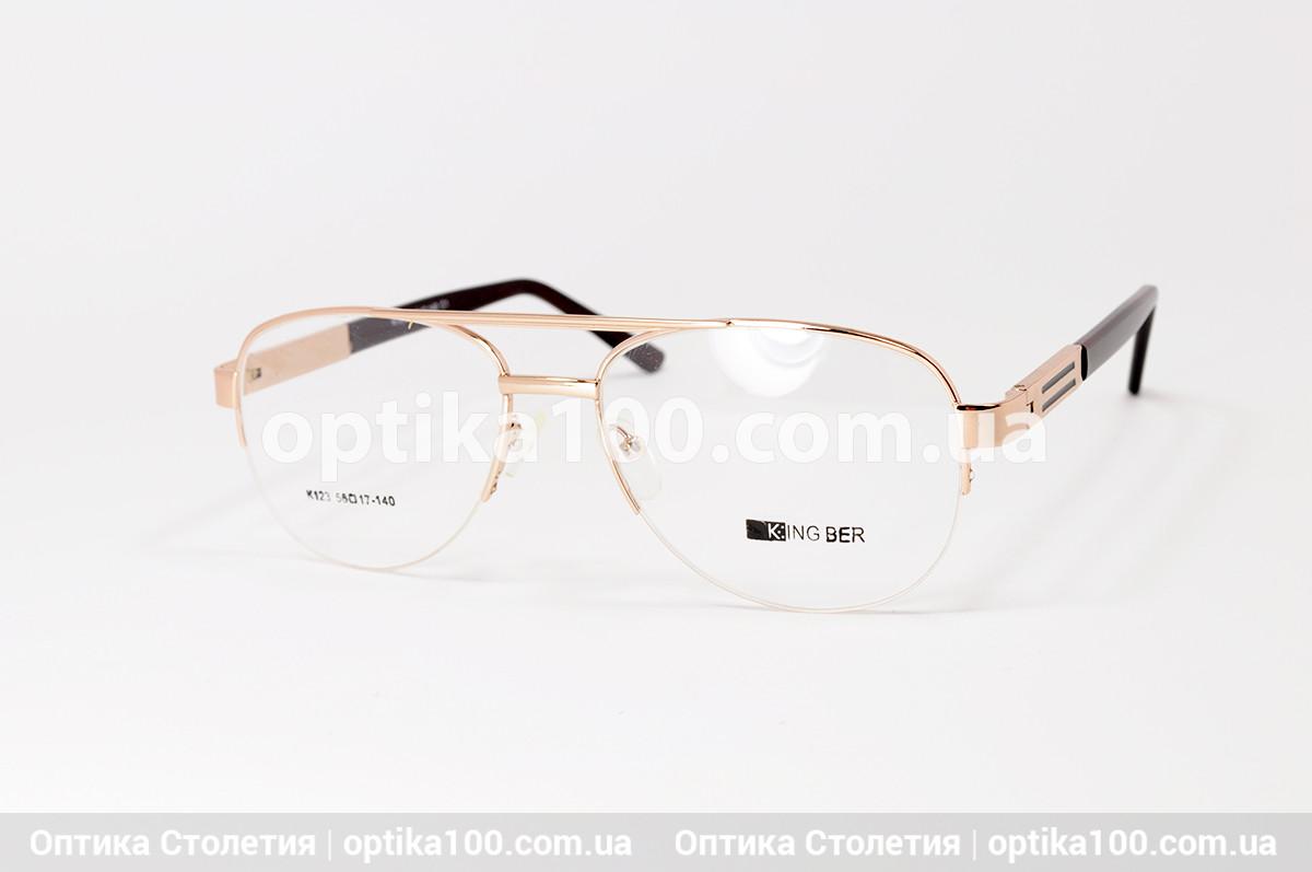Оправа окулярів для зору Kingber з флекс-системою на 180 градусів