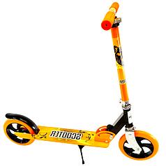 Самокат складной двухколесный Scale Sports Scooter 460 оранжевый (SS7537)