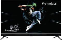 Телевізор Grunhelm GT9FLSB32, frameless+Soundbar+decor SMART HD