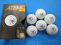 Мячи для настольного тенниса Atemi 1* ( 6 шт)