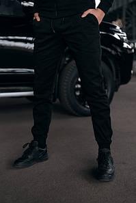 Штани карго чорні від Intruder