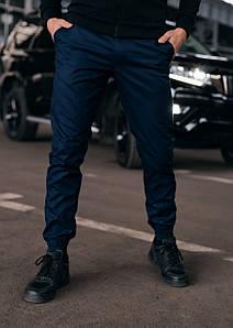 Штани карго сині від Intruder