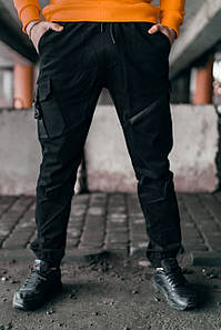 "Чоловічі штани чорні Intruder ""Fast Traveller"""