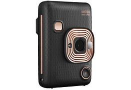 Камера моментальной печати Fujifilm Instax Mini LiPlay Elegant Black