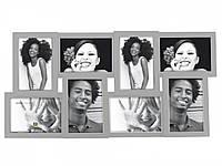 Фоторамка Layered Collection, серый