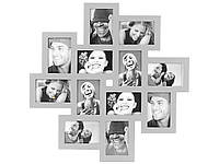 "Фоторамка Present Time на 12 фото 10 х 15см ""Cluster"""