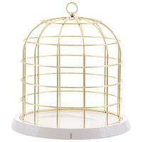 """Декоративний піднос """"Клітка для пташки"""""""