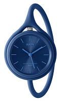 Годинник універсальні Take Time з ремінцем з силікону, сині