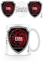 Кружка Game of trones (Targaryen) / Гра Престолів (Таргаріен)