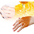 Уцінка! Маска для рук BioAqua Honey Hand Wax парафінова з екстрактом меду 170 г, фото 3