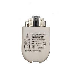 Сетевой фильтр (фильтр помех) для стиральных машин АтлантФС 250/12 ТУ 16-10 КЖИ.116.013 ТУ 908092001039