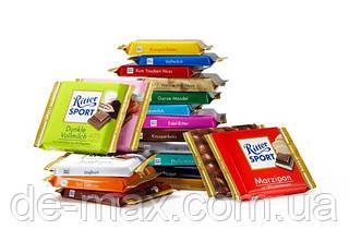 Шоколад Ritter-Sport ритер-спорт