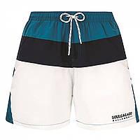 Шорты для плавания SoulCal White 3 Stripe - Оригинал, фото 1