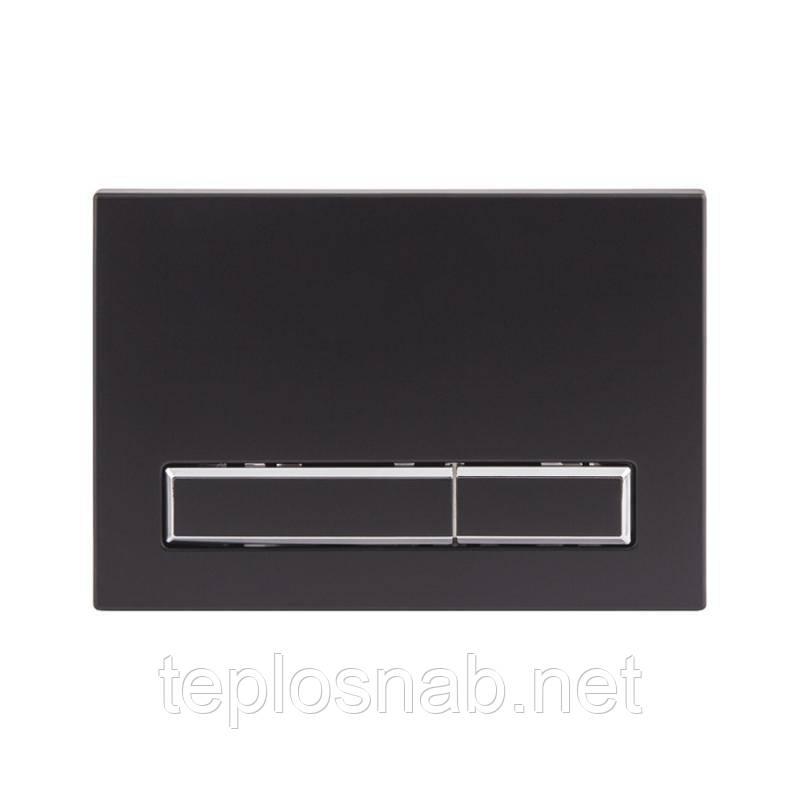 Панель змиву для унітазу Qtap Nest QT0111M08V1091MB