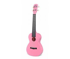 Укулеле Korala PUC-20 (Розовый)