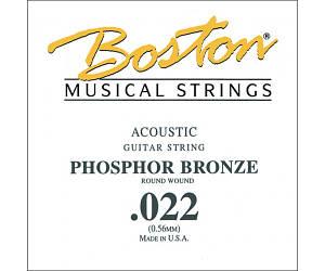 Струна для акустической гитары Boston BPH-022