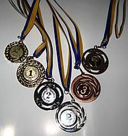 Медали в ассортименте