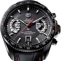 Мужские механические часы Tag Heuer Grand Carrera 17 calibre rs 2 (гранд каррера калибр)