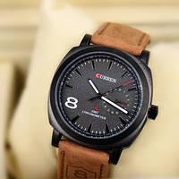Мужские часы Curren (часы куррен черные), фото 1