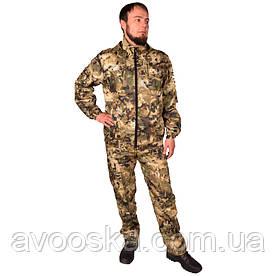 Камуфляжный костюм с капюшоном UkrCamo КК 58р. Кобра