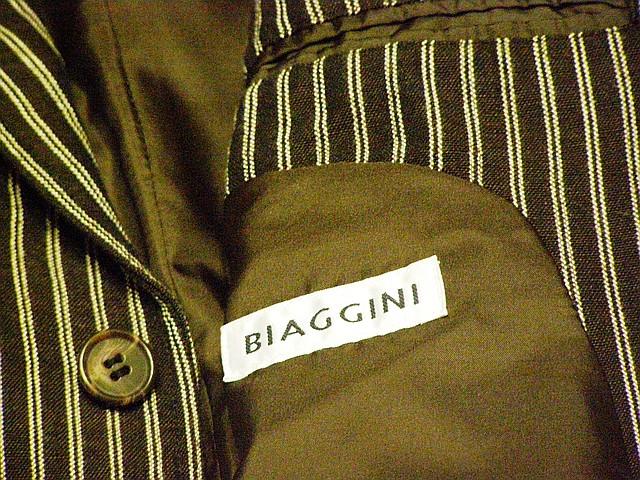 Пиджак льняной BIAGGINI (50)
