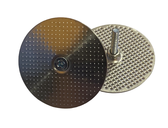 Верхнє сито в заварный блок з гвинтом (оригінал) d=35,8 mm, Saeco Vienna, Royal, Magic