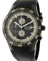 Часы PIERRE RICAUD  PR 91011.B214CH кварц. Chronograph каучук