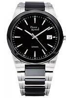 Часы PIERRE RICAUD  PR 91066.E114Q кварц. браслет Ceramic