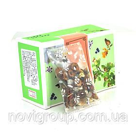 Китайський фруктовий чай з женьшенем, 12g, Q10, ціна за штуку