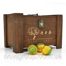 Китайський зелений чай Xinhui Orange Puer зі смаком апельсина, 5,5 g, ціна за штуку, Q30