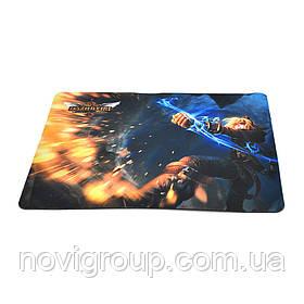 Килимок 240 * 200 тканинний LEAGUE of LEGENDS, товщина 2 мм, колір Mix Color, Пакет